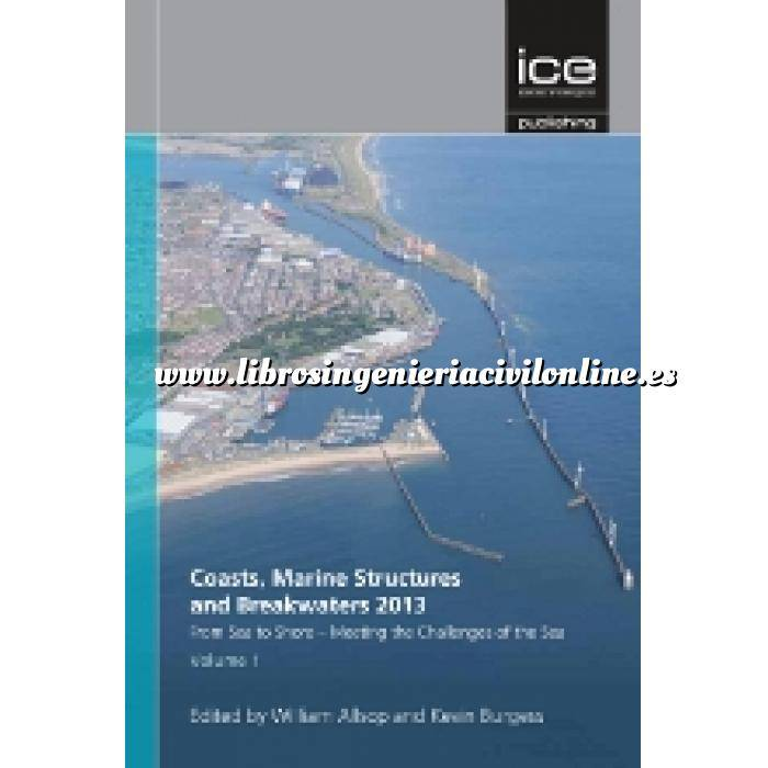 Imagen Puertos y costas From Sea to Shore - Meeting the Challenges of the Sea - 2 Vol.