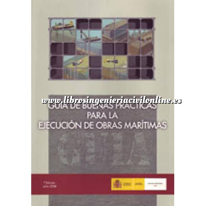 Imagen Puertos y costas Guia de buenas practicas para la ejecución de obras maritimas