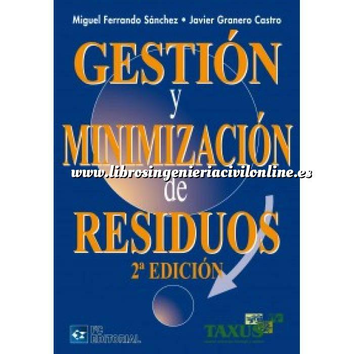 Imagen Residuos  Gestión y minimización de residuos