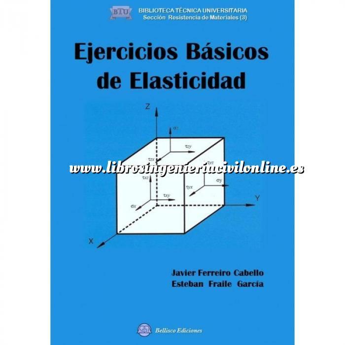 Imagen Resistencia de materiales Ejercicios básicos de elasticidad