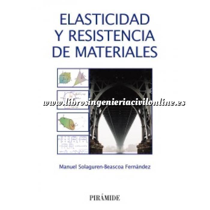 Imagen Resistencia de materiales Elasticidad y resistencia de materiales