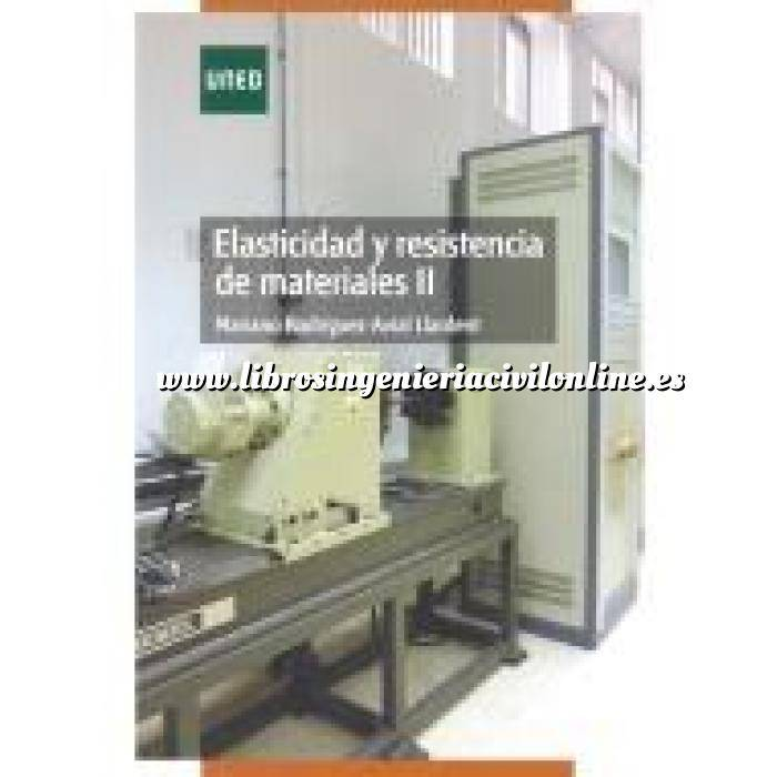 Imagen Resistencia de materiales Elasticidad y resistencia de materiales II