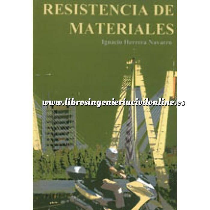 Imagen Resistencia de materiales Resistencia de materiales. VOL.I