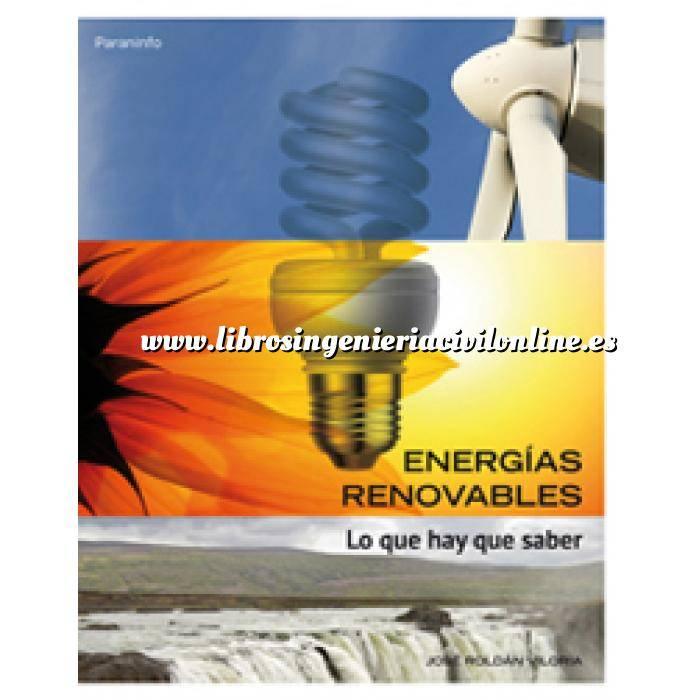 Imagen Solar fotovoltaica Energías renovables. Lo que hay que saber