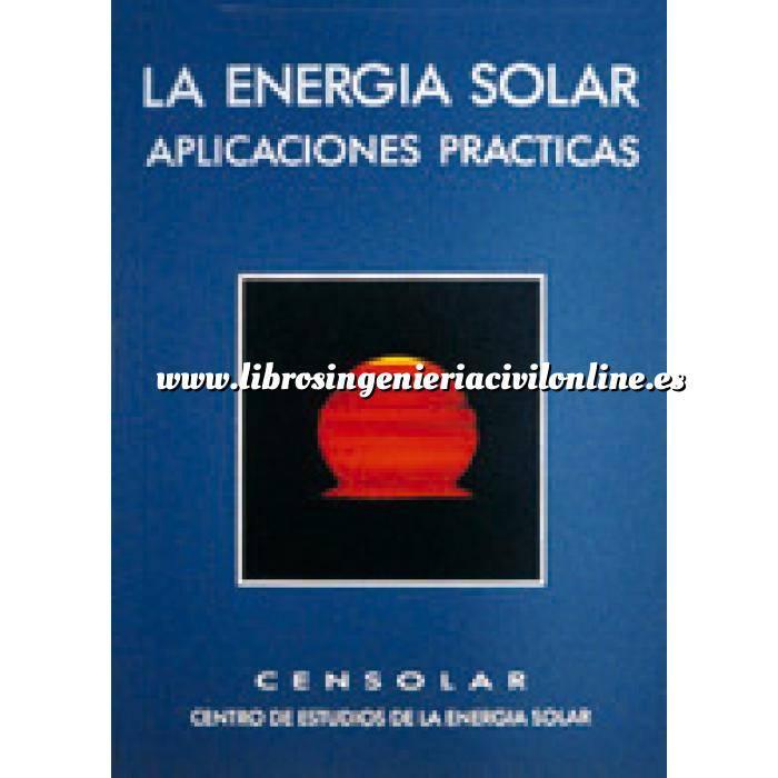 Imagen Solar fotovoltaica La energía solar.aplicaciones prácticas