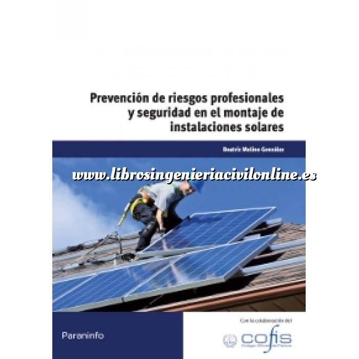 Imagen Solar fotovoltaica Prevención de riesgos profesionales y de seguridad en el montaje de instalaciones solares
