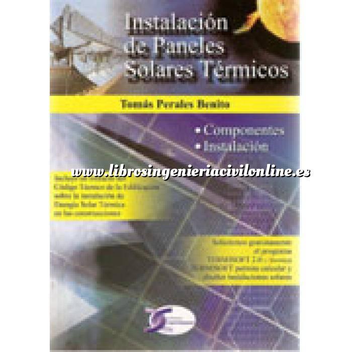 Imagen Solar térmica Instalación de Paneles Solares Térmicos