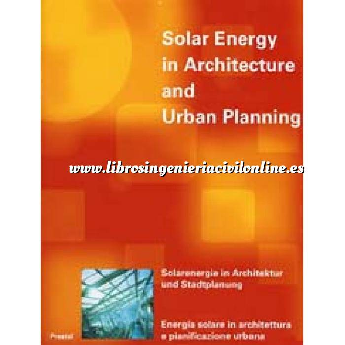 Imagen Solar térmica Solar energy in architecture and urban planning