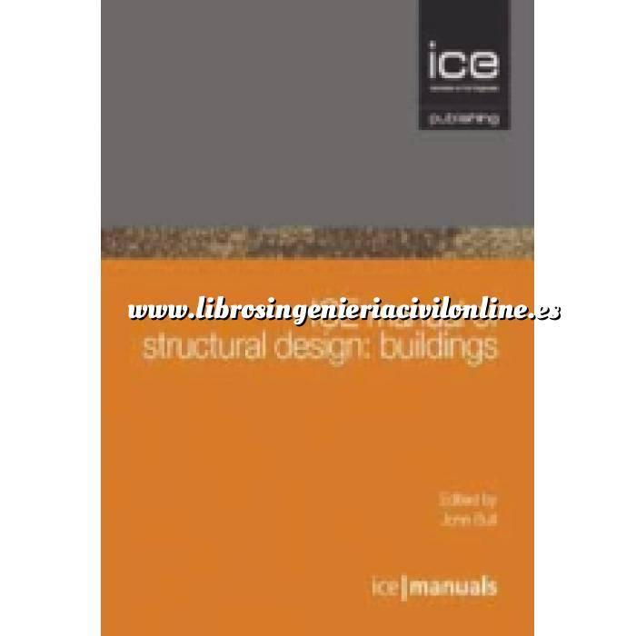 Imagen Teoría de estructuras ICE Manual of Structural Design: Buildings