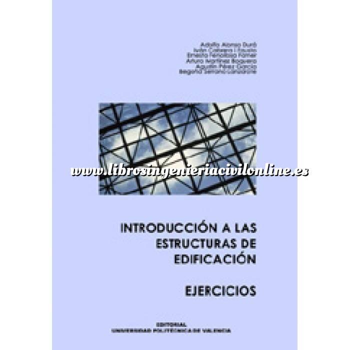 Imagen Teoría de estructuras Introducción a las estructuras de edificación.Ejercicios