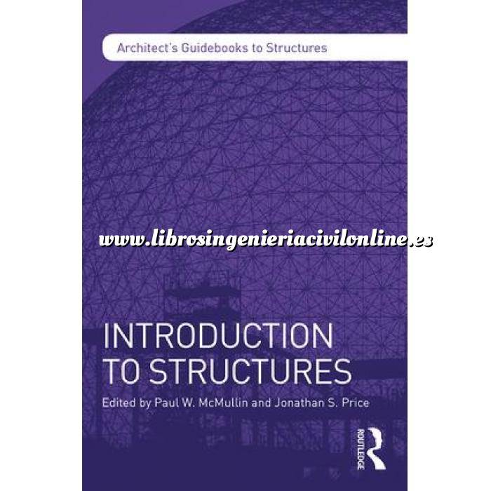 Imagen Teoría de estructuras Introduction to Structures Architect's Guidebooks to Structures