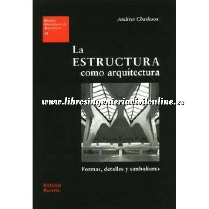 Imagen Teoría de estructuras La estructura como arquitectura