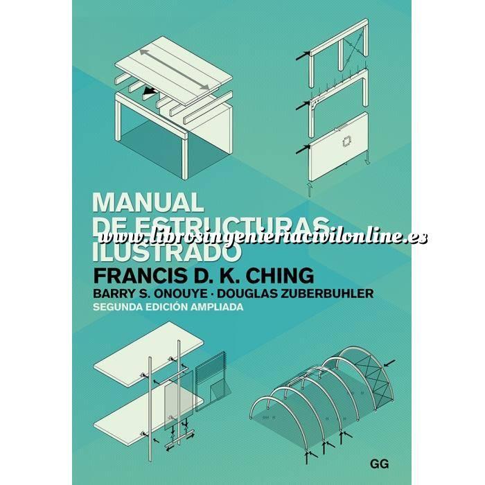 Imagen Teoría de estructuras Manual de estructuras ilustrado