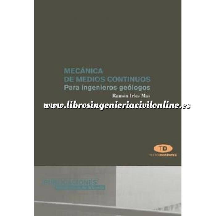 Imagen Teoría de estructuras Mecánica de medios continuos. 100 supuestos para examen