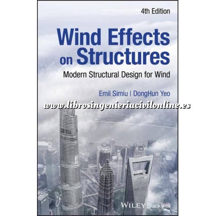 Imagen Teoría de estructuras Wind Effects on Structures: Modern Structural Design for Wind