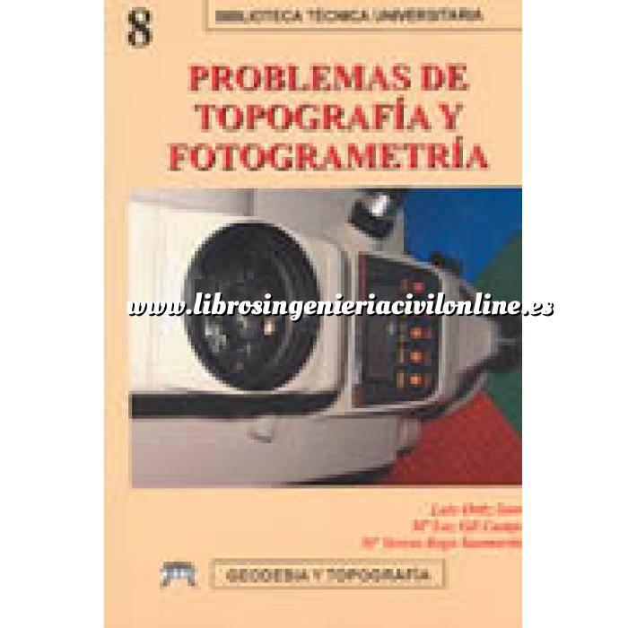 Imagen Topografía Problemas de topografía y fotogrametría