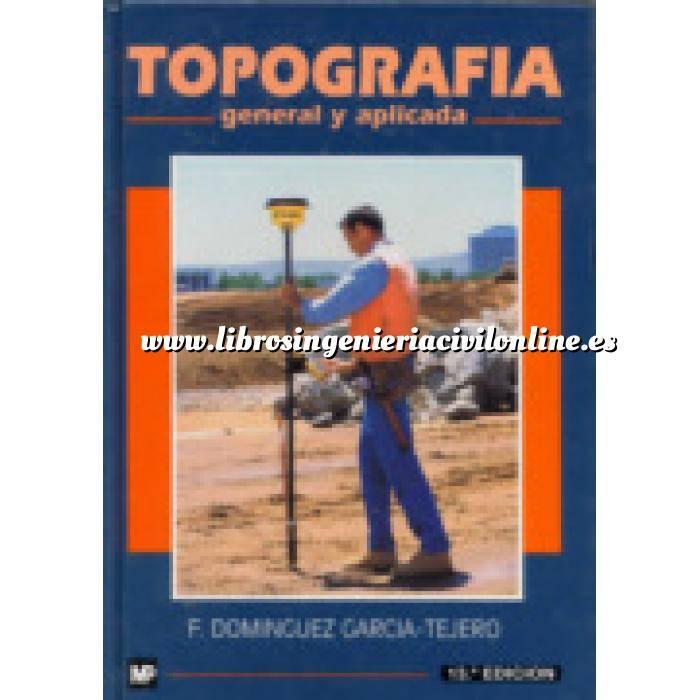 Imagen Topografía Topografía. General y aplicada