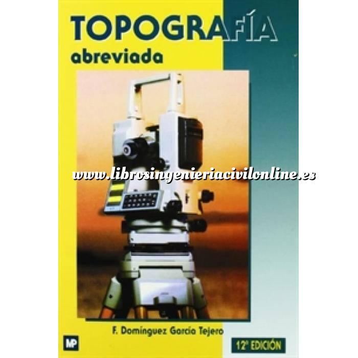 Imagen Topografía Topografía abreviada