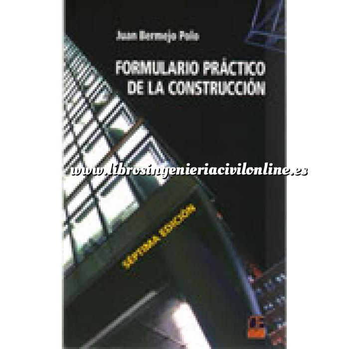 Imagen Tratados Formulario práctico de la construcción