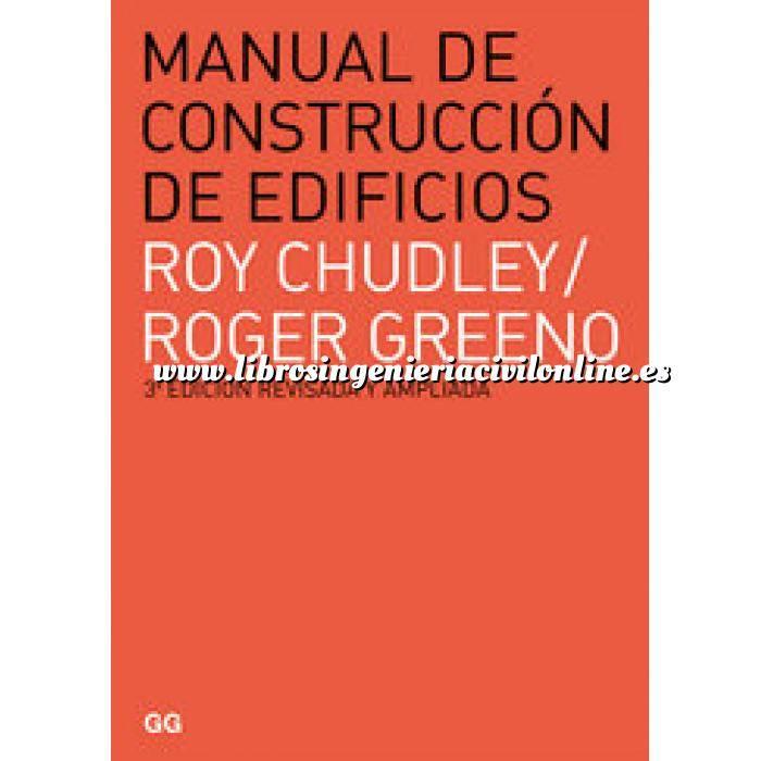 Imagen Tratados Manual de construcción de edificios