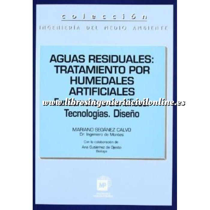 Imagen Tratamiento y depuración de aguas Aguas residuales tratamiento por humedales artificiales