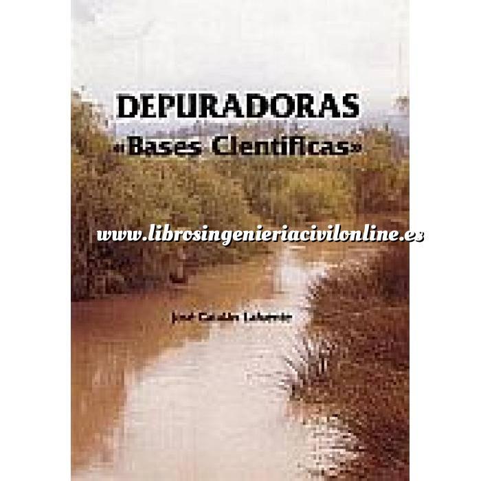 Imagen Tratamiento y depuración de aguas Depuradoras.bases cientificas