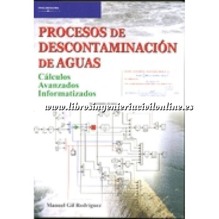 Imagen Tratamiento y depuración de aguas Procesos de descontaminación de aguas : cálculos informatizados avanzados