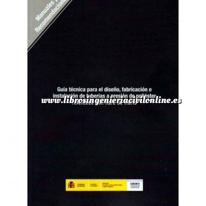 Imagen Tuberías Guía técnica para el diseño, fabricación e instalación de tuberías a presión de poliéster reforzado con fibra de vidrio