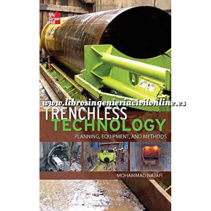 Imagen Tuberías Trenchless Technology: Planning, Equipment, and Methods
