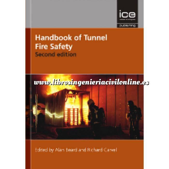 Imagen Túneles y obras subterráneas Handbook of Tunnel Fire Safety