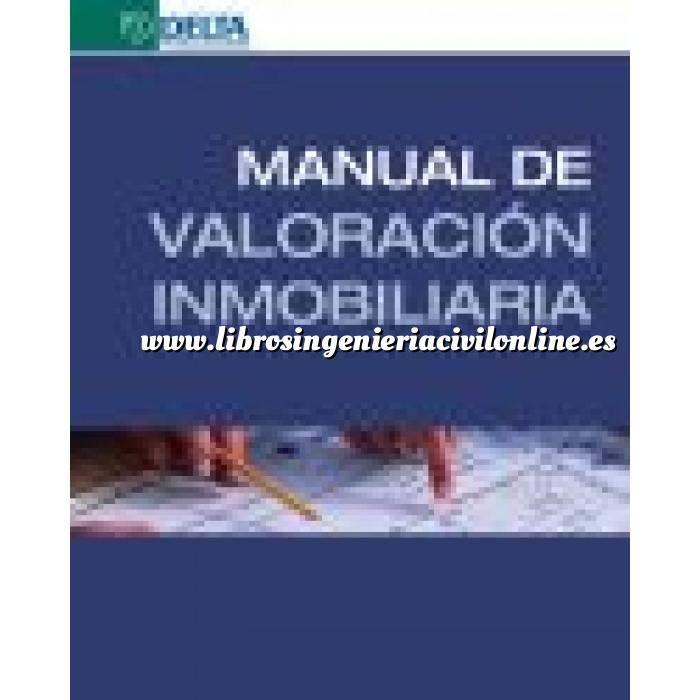 Imagen Valoraciones inmobiliarias Manual de valoración inmobiliaria