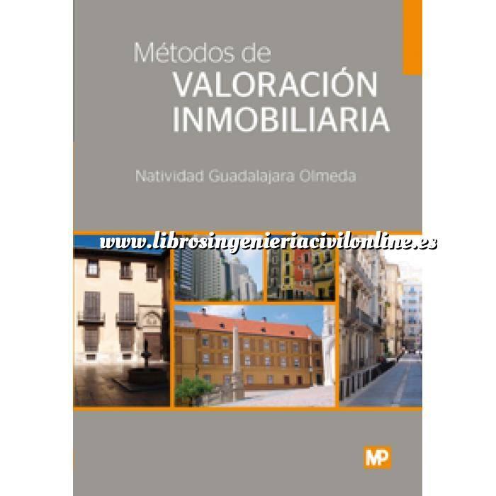 Imagen Valoraciones inmobiliarias Métodos de valoración inmobiliaria urbana