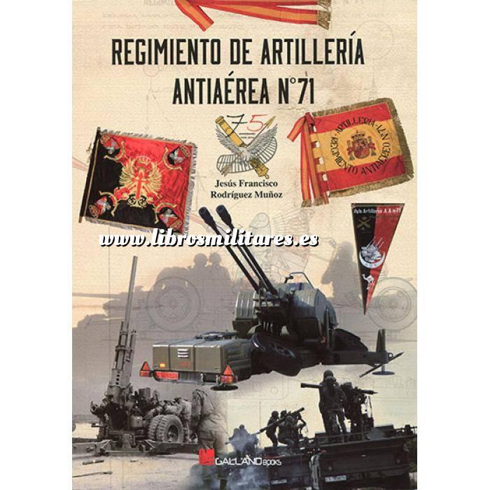 Imagen Armamento militar Regimiento de artillería antiaérea N.º 71