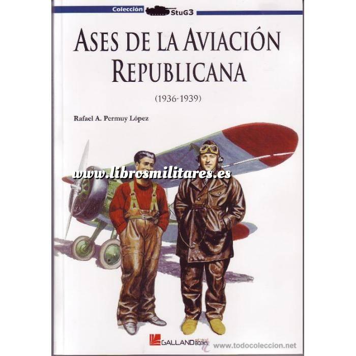 Imagen Aviación militar  Ases de la aviación republicana