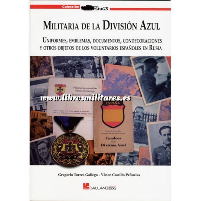 Imagen División azul Militaria de la División Azul