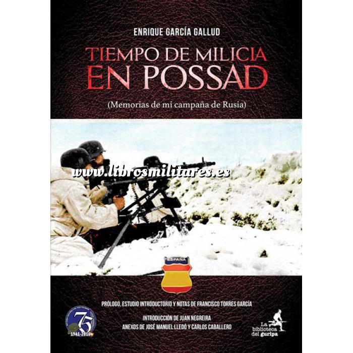 Imagen División azul Tiempos de milicia en Possad