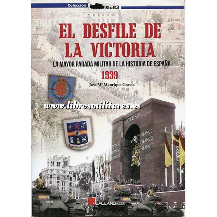 Imagen Guerra civil española El desfile de la victoria, 1939