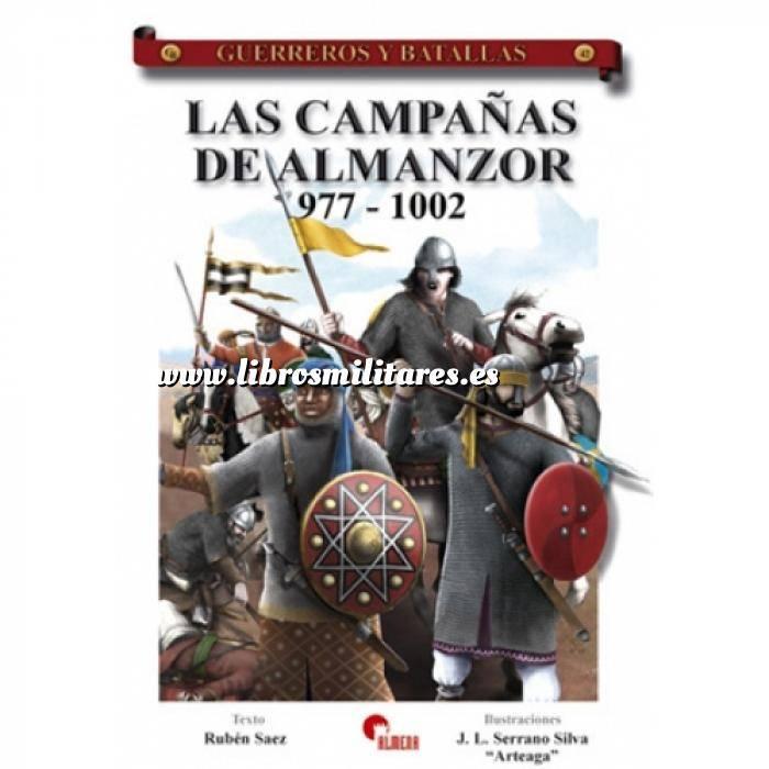 Imagen Guerreros y batallas Guerreros y Batallas nº 42 Las campañas de Almanzor 977-1002