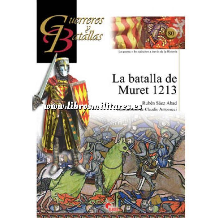 Imagen Guerreros y batallas Guerreros y Batallas nº 80 La batalla de Muret 1213