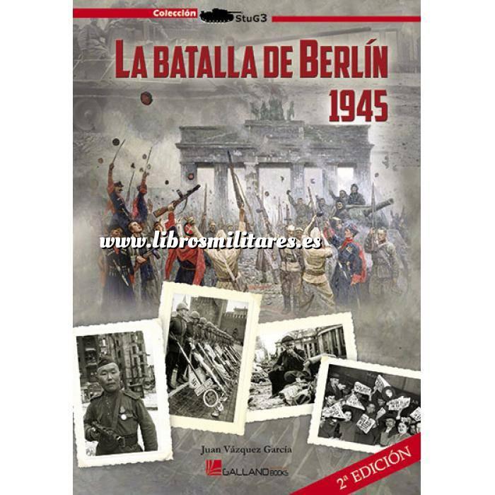 Imagen Hechos y batallas cruciales La batalla de Berlín, 1945