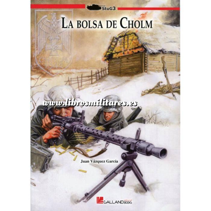 Imagen Hechos y batallas cruciales La bolsa de Cholm