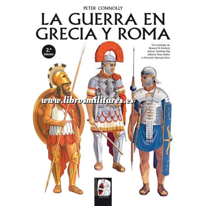 Imagen Hechos y batallas cruciales La guerra en Grecia y Roma