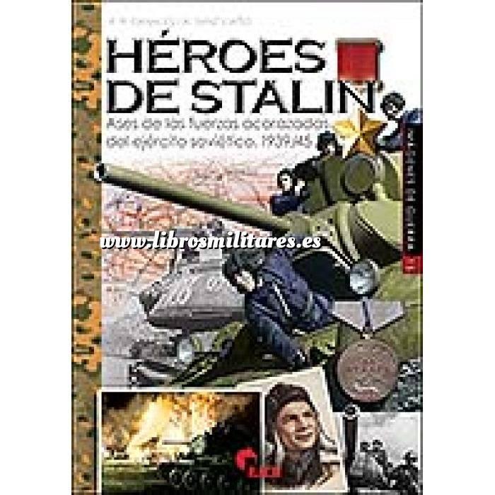 Imagen Medios blindados Heroes de Stalin.Ases de las fuerzas acorazadas del ejercito soviético 1939-1945