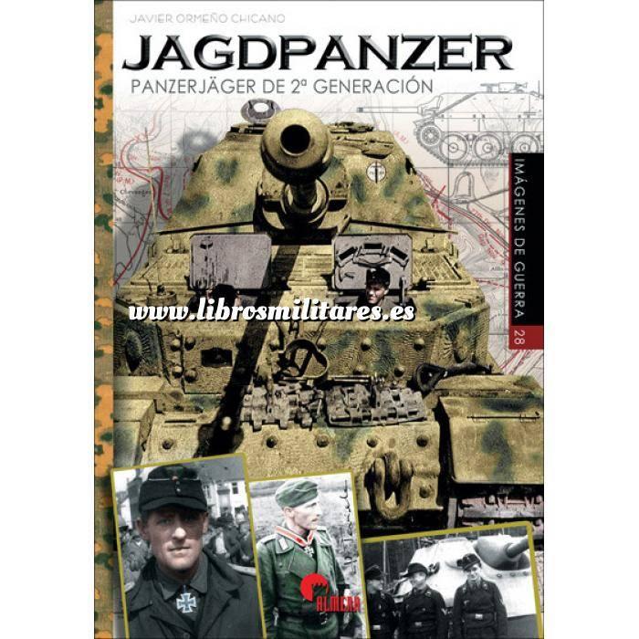 Imagen Medios blindados JAGDPANZER. Panzerjäger de 2ª generación