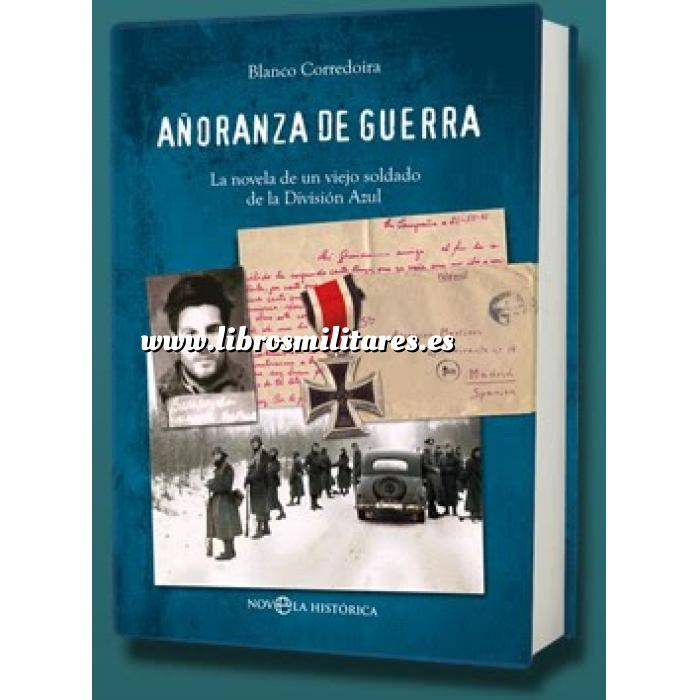 Imagen Memorias y biografías Añoranzas de guerra