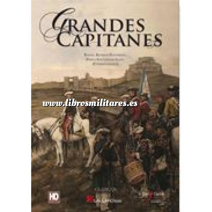 Imagen Memorias y biografías Grandes capitanes
