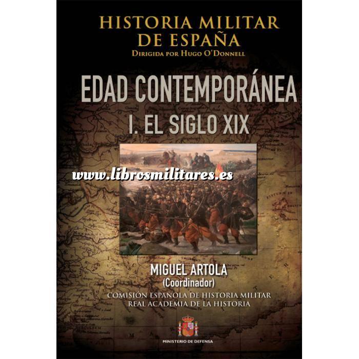 Imagen Memorias y biografías Historia Militar de España  Tomo III . Edad Moderna. I. Ultramar y la Marina