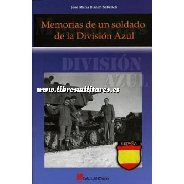Imagen Memorias y biografías Memorias de un Soldado de la División Azul