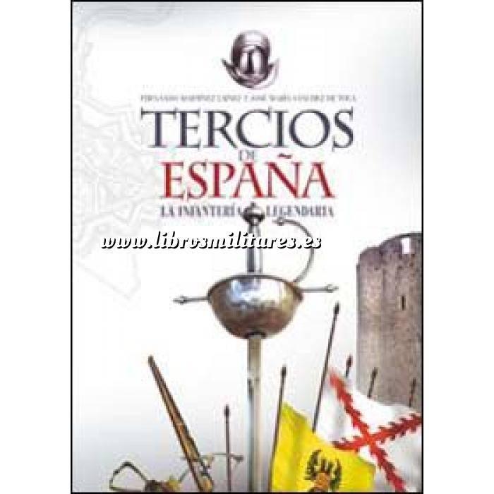 Imagen Memorias y biografías Tercios de España