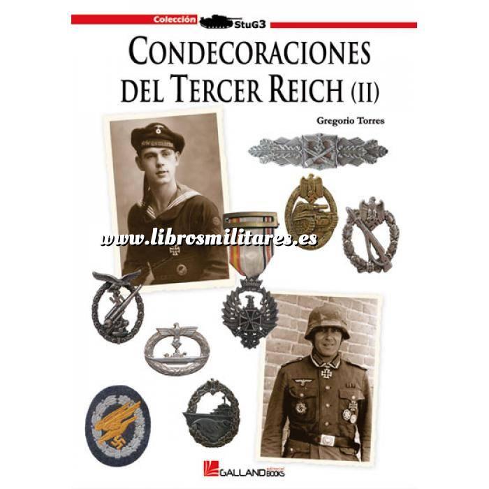 Imagen Segunda guerra mundial Condecoraciones del Tercer Reich. Vol.2